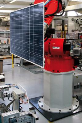 Azienda Ren Factory Pannello fotovoltaico