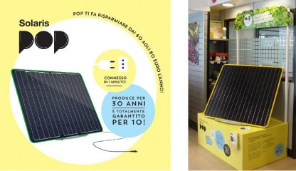 Solaris Pop il fotovoltaico domestico 003
