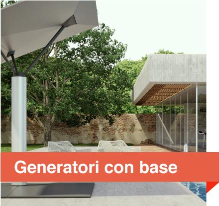 Generatori Fotovoltaici con Base